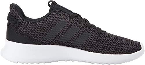adidas Kids CF Racer TR Running Shoe, Utility Black/Black/Running White/Collegiate Royal, 5.5 M US Big Kid