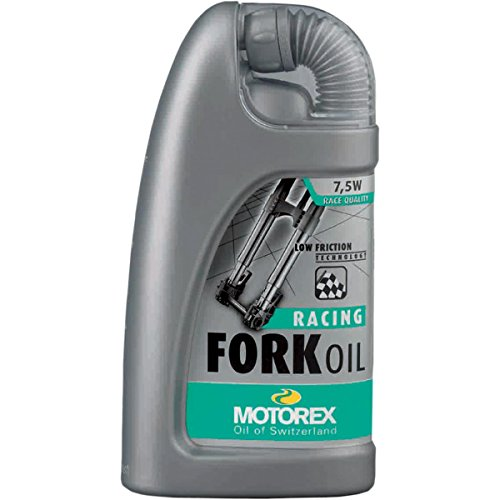 Mantenimiento de la horquilla Aceite Motorex low friction Modelo 7,5W 2014 Mantenimiento horquilla de suspensión