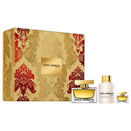 Dolce & Gabbana De Eau de Parfum 50ml Gift Set + Body Lotion 100ml + Eau de Parfum Miniatuur 5ml