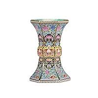 家のシンプルさ花瓶繊細な手作りセラミックモダンな家の装飾縁起の良い補数パーフェクトサイズセラミックホームアクセサリー, lsxysp