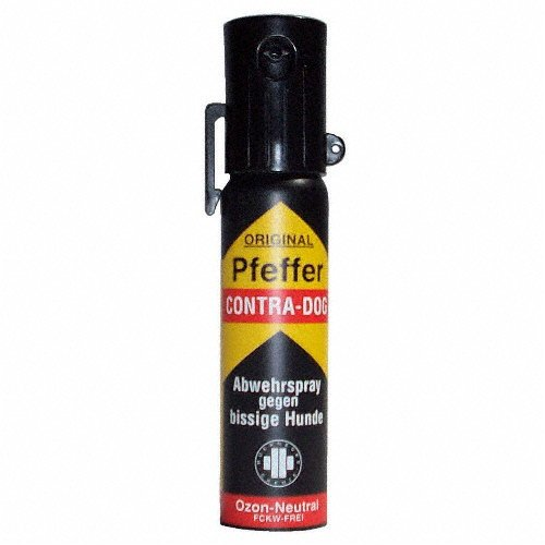Hoernecke  Pfefferspray Contra Dog Bundespost, schwarz, 30 ml, 130109