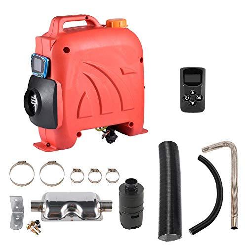 12V / 24V 5KW Diesel Standheizung Luftheizung Air Diesel mit Fernbedienung LCD Schalter Für RV, Boote, LKW, Wohnmobil Anhänger, Wohnmobile