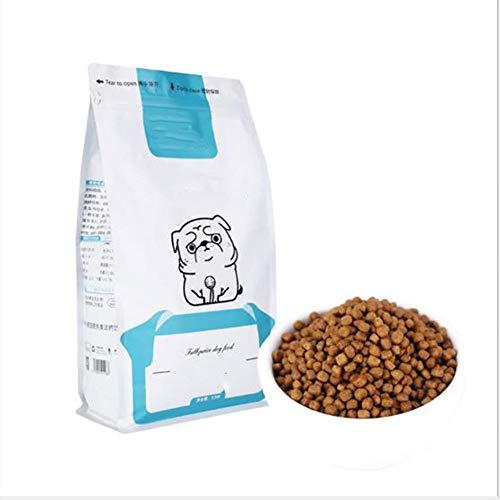 XINMING Alimento Natural para Perros de fórmula combinada con alimento probiótico para Perros, Sabor a Pollo Adecuado para Cachorros y Perros Grandes