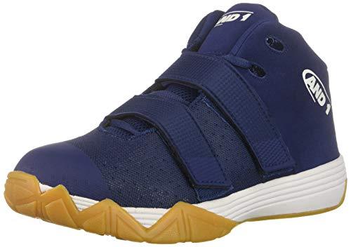 AND 1 Men's Chosen One II Sneaker, Medieval Blue/Mixtape Graffiti, 12 Medium US