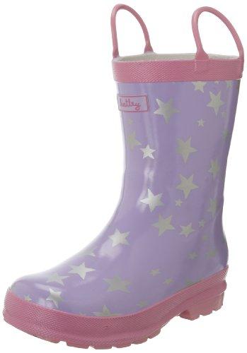 Hatley Little Girls'  Rainboots Scattered Stars
