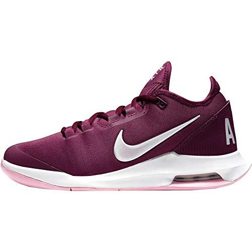 Nike Air Max Wildcard, Chaussures de Tennis Femme, Multicolore (Bordeaux/White/Pink Rise 603), 40.5 EU