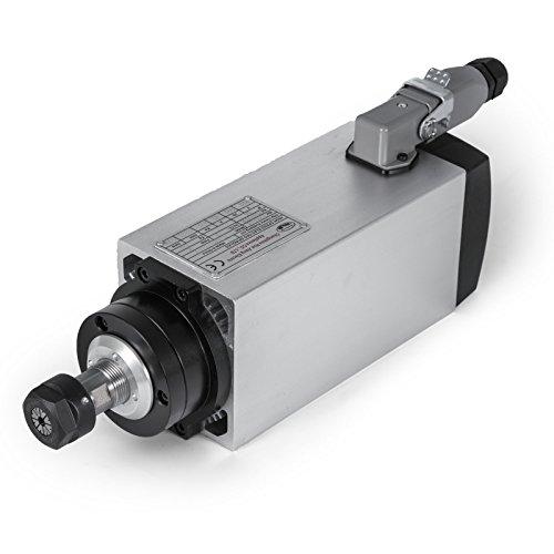 Bisujerro 4KW Motor Refrigerado Aire 18000RPM