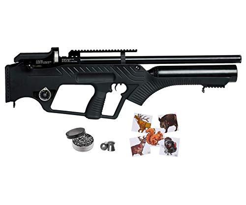 Wearable4U Hatsan BullMaster Semi-Auto PCP .25 Cal Air Rifle with...