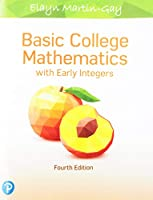 Basic College Mathematics with Early Integers, 4th Edition Front Cover