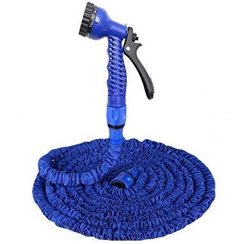 GJNVBDZSF - Manguera de agua flexible para jardín de invierno, flexible pistola de pulverización multifunción para limpieza adecuada