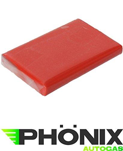 SEBA Top Pâte de nettoyage Rouge Stark 100 g avec Boîte de rangement