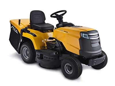 Stiga Estate 3084Césped Tractor cortacésped–Libre Herramienta Multiusos fácil Agarre.