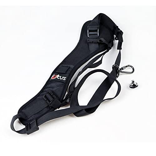LSB-SHOWER Focus F-1 Quick Rapid Cinturón para un Solo Hombro Cuello de cámara Velocidad de Transporte Correa Antideslizante para Canon Nikon DSLR 7D 5D Accesorios ( Color : Fast Camera Strap )