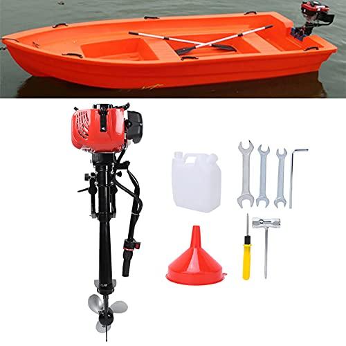 Verstärkter Getriebe-2-Takt-Bootsmotor, für Boote mit 100 kg oder weniger(SC-236D)