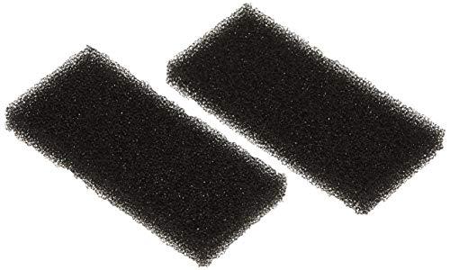 BLAU aquaristic BA-7700121 Ersatzschwämme 2X grob, für Hängefilter FM-120 - Nano-Filter, Aquariumfilter, Außenfilter
