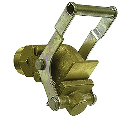 """Wesco 272034 Heavy Duty Brass Gate Valve, 2"""" NPT Connection by Wesco"""