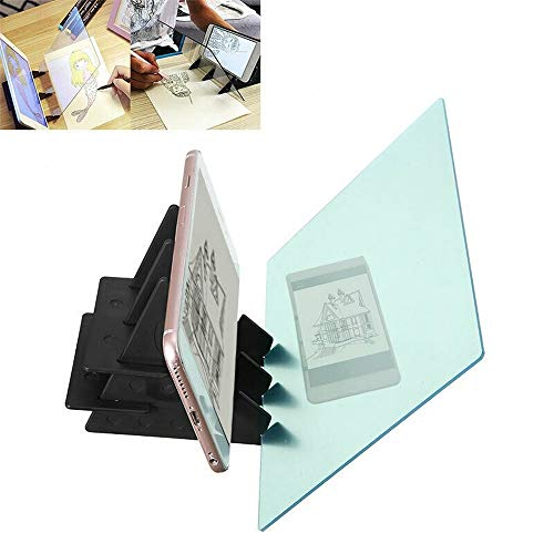 Sketch Tracing Drawing Board Optical Drawing Projector Painting Reflection