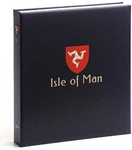 Felices compras DAVO DAVO DAVO 4931 Luxe stamp album Isle of Man I 1973-1999  caliente