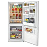FFBM92H0W, Bottom Mounted Frost-Free Freezer/Refrigerator, 9.2 Cubic Feet, White