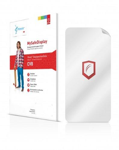 2x Vikuiti MySafeBildschirm CV8 Bildschirmschutz Schutzfolie für MyKronoz ZeWatch 4 (Ultraklar, strak haftend, versiegelt Kratzer)