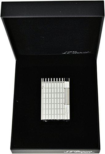 エス・テ・デュポン エス・ティー・デュポン【S.T.Dupont】ガスライター ライター 喫煙具 ギャッツビー(GATSBY)シルバー 銀色 18138 男性へのお誕生日プレゼントやギフトにも人気♪