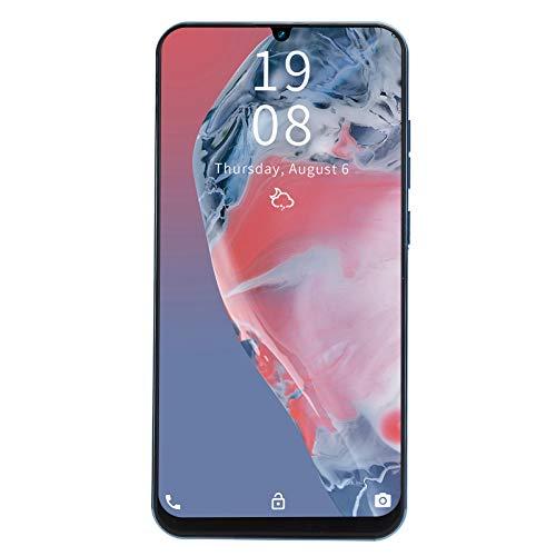Xiuganpo Teléfono Inteligente Desbloqueado, Pantalla de 7.2 Pulgadas, Doble SIM, teléfonos celulares desbloqueados, teléfonos móviles, teléfonos desbloqueados, 1GB + 16GB 3G(Azul)