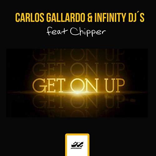 Carlos Gallardo & Infinity DJ's feat. Chipper