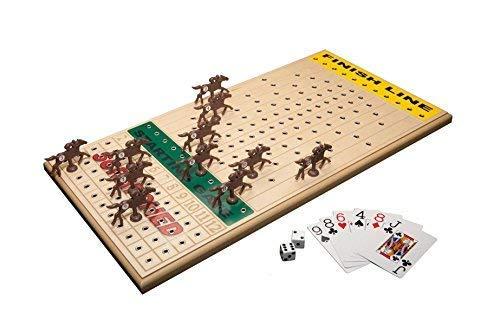 Across The Board Horseracing Gametop, Maple