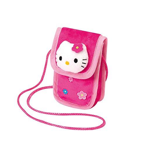 Hello Kitty – Housse pour téléphones Portables, Couleur Rose (Circonvolution ab150756)