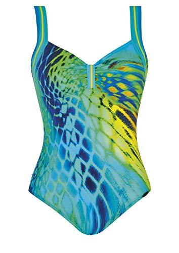 Sunflair Badeanzug Turquoise Lightness Cup D, Farbe türkis, Größe 40