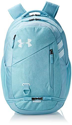 Under Armour Hustle 4.0 1342651-425; Unisex backpack; 1342651-425; blue;  One size EU ( UK)