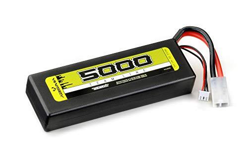 Absima 4140006 4140006-Absima Car/RC Auto LiPo Stick Akku-Pack 7.4V-30C 5000 Hardcase (TAM), Mehrfarbig