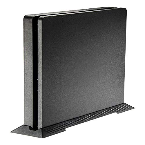 eXtremeRate Supporto Base Stand Verticale per PlayStation PS4 Slim Console(Nero)
