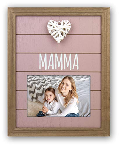 ZEP S.r.l. Leonor IT houten fotolijst, hout, bruin voor fotoformaat 10 x 15 cm