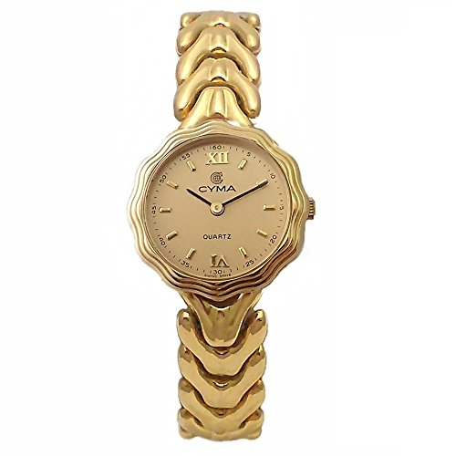 Reloj Oro 18K Cyma Modelo Espiga Mujer [Ab4260] - Modelo:...