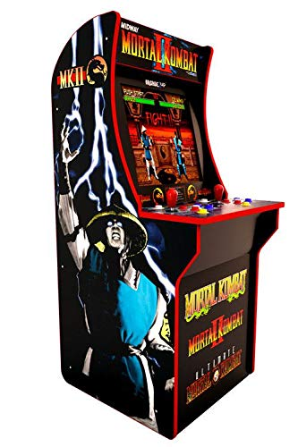 Arcade 1Up Mortal Kombat - Máquina Arcade Retro