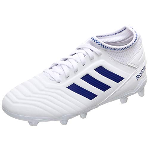 adidas Predator 19.3 FG J, Zapatillas de Fútbol para Niños