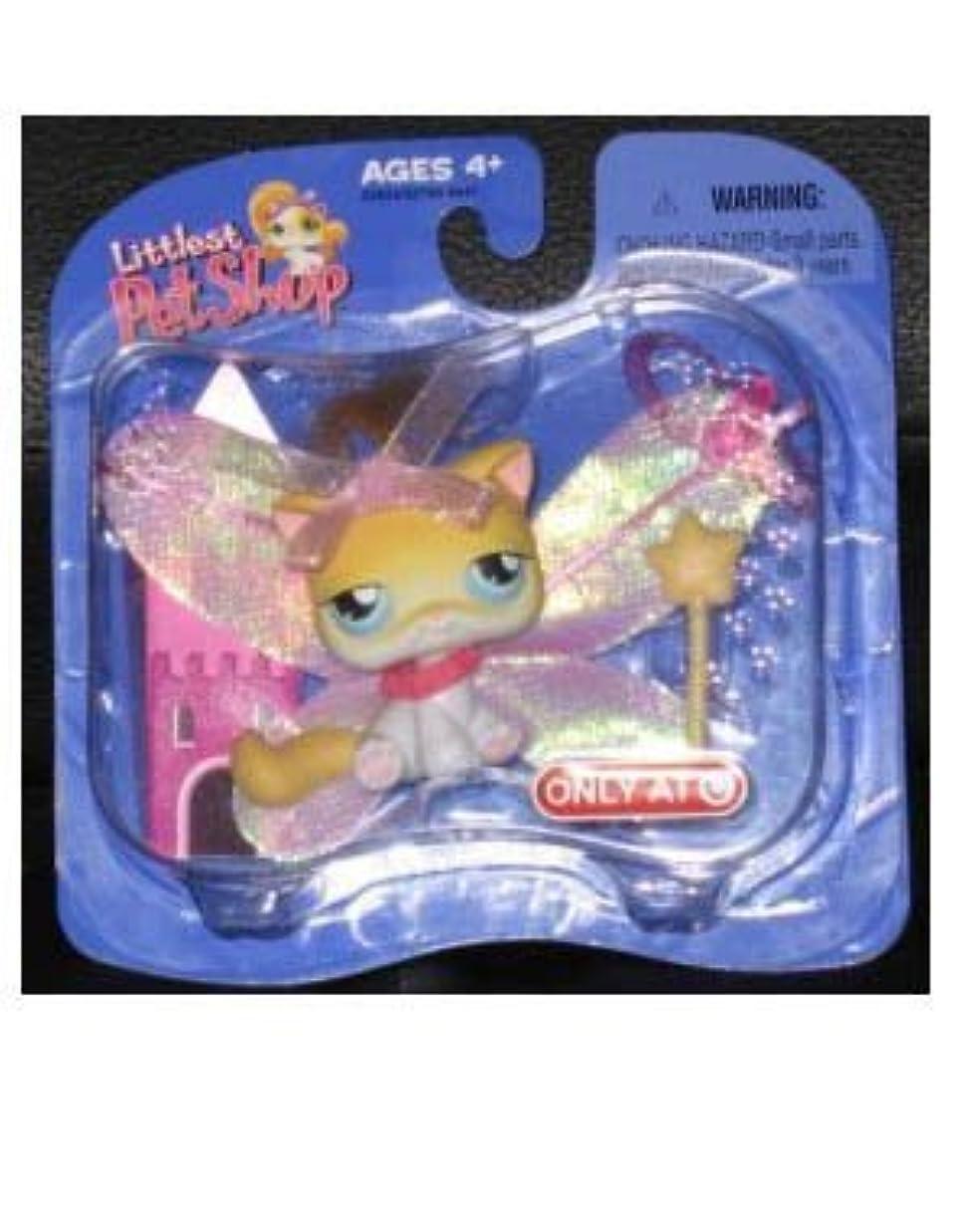 災難無秩序乱気流Littlest Pet Shop Exclusive Single Pack Figure Faerie Kitten [並行輸入品]