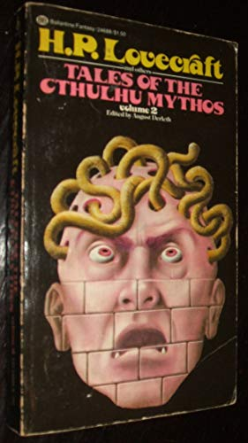 Tales of the Cthulhu Mythos, Volume 2 0345246888 Book Cover