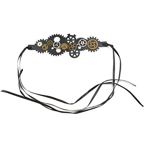 dream cosplay Gothic Stirnband Steampunk-Kopfbedeckung Haarpflegezubehör