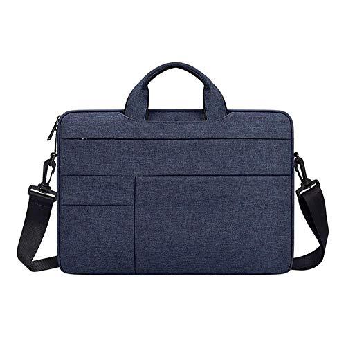 oinna Bolso sencillo de mano para negocios, mochila multifuncional para ordenador portátil, 42 x 31 x 3,5 cm