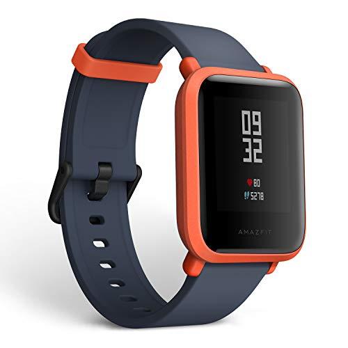 Relógio smart Xiaomi Amazfit Bip A1608 - Versão Internacional LARANJA