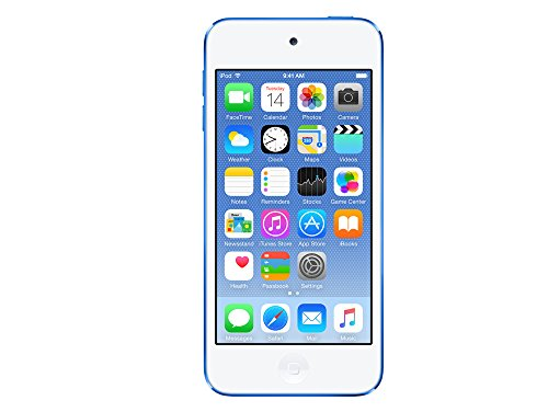 Apple iPod Touch (32GB) - Blau