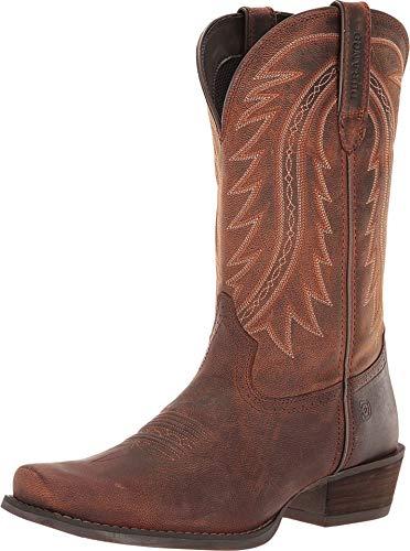Durango Rebel Frontier Distressed Brown Western Boot Size 12(W)