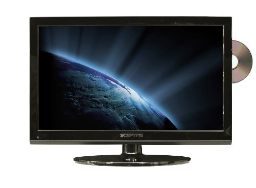 Why Should You Buy Sceptre E195BD-SHD 19-Inches 720p TV Combo - Black