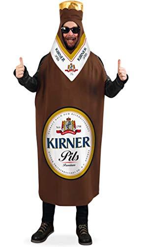 KarnevalsTeufel Kostüm Bierflasche Kirner Pils, Hunsrück, Heimatbier, Stubbi, Partybier, Pulle, Alkohol | Karneval, Mottoparty, Junggesellenabschied