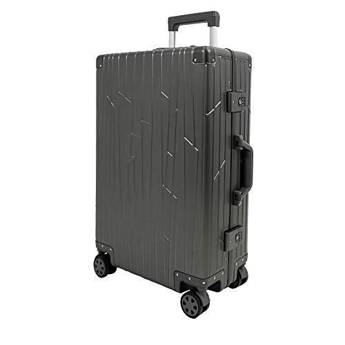 GUNDEL Maleta de viaje de aluminio.