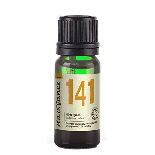 Naissance Wintergrün 10ml (Nr. 141) BIO zertifiziert 100% naturreines ätherisches Öl