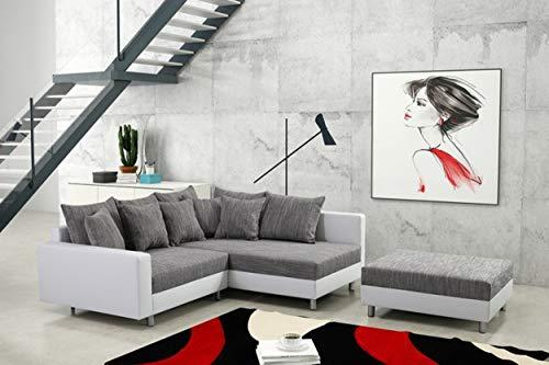 Ecksofa Couch – Küchen-Preisbombe Modernes Sofa Couch Bild 3*