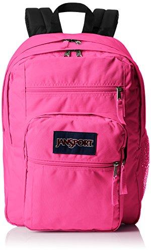 JanSport Großer Schul-Rucksack, Ultrapink (rosa) - JS00TDN70R4